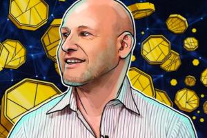 Giá tiền ảo hôm nay (15/5): Tin rằng Ethereum sẽ thành công, đồng sáng lập Ethereum Joe Lubin đặt cược gần 70 Bitcoin