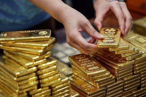 Giá vàng 21/8/2019: Vàng hồi phục mạnh bất chấp USD tăng giá