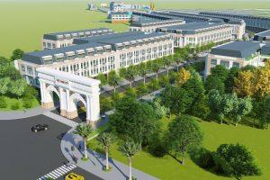 Liên danh Hải Long Land – Sông Đà 7 có thể sẽ làm chủ 38ha dự án Khu đô thị Việt Hàn