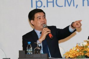 Ông Ngô Thanh Tùng thực hiện quyền của Chủ tịch HĐQT Eximbank từ 8/5