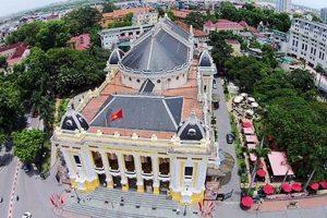 Tranh cãi việc thu hồi đất kinh doanh cà phê tại Nhà hát Lớn Hà Nội?