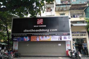 Vụ khám xét Nhật Cường Mobile: Ông chủ Bùi Quang Huy vẫn bặt vô âm tín, website 'biến mất'