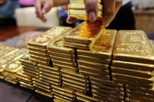 Giá vàng hôm nay 31/5: Vàng tăng vọt, USD ổn định.