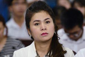 Bà Lê Hoàng Diệp Thảo đề nghị xem lại bản án ly hôn vì cho có 'vi phạm pháp luật nghiêm trọng'