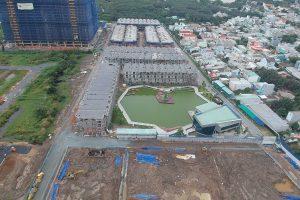 """Cận cảnh 110 căn biệt thự """"xây chui"""" của Hưng Lộc Phát tại TP.HCM"""