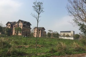 """Geleximco và hai khu đô thị """"vắng người"""" ở Hà Nội"""