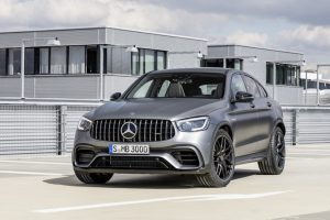 Mercedes-AMG GLC 63 2020 chốt giá bán hơn 2 tỷ đồng tại Anh