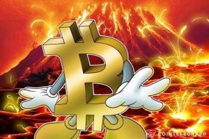 Giá bitcoin hôm nay 10/6: Sắc đỏ bao phủ đầu tuần
