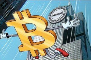 Giá bitcoin hôm nay 12/6: Biến động mạnh
