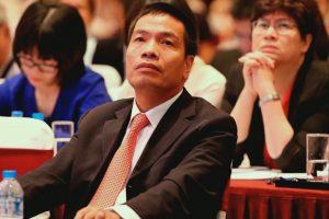 """Tân chủ tịch Cao Xuân Ninh: """"Chúng tôi rất xấu hổ vì để Eximbank đến cảnh này"""""""