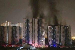 Cháy chung cư: Nỗi kinh hoàng của hàng nghìn hộ dân Sài Gòn