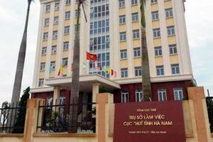 Hà Nam: Công ty nhựa Đông Á bị cưỡng chế 4,6 tỷ đồng tiền nợ thuế