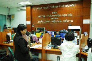 Hà Nội: Công khai 194 đơn vị nợ gần 300 tỷ đồng tiền thuế, phí