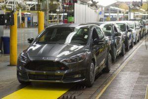 Ford sẽ cắt giảm 12.000 việc làm ở khu vực châu Âu