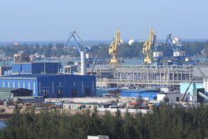 Đầu tư gần 3.800 tỷ đồng làm bến cảng tổng hợp – container Hòa Phát Dung Quất