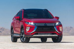 Cạnh tranh với Honda HR-V, Mitsubishi Eclipse Cross bổ sung động cơ mới