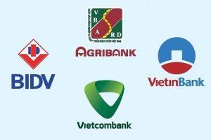 So găng quy mô bộ tứ ngân hàng Việt tham chiếu từ Agribank