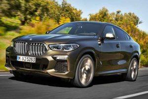 BMW X6 2020 chính thức ra mắt, có giá cao nhất khoảng 2 tỷ đồng tại Mỹ