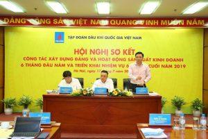 6 tháng Tập đoàn PVN đạt 365,5 nghìn tỉ đồng doanh thu