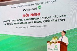 Thấy gì từ con số lãi 11.280 tỉ đồng của Vietcombank?