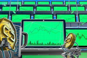 Giá bitcoin hôm nay 25/7: Tăng nhẹ trở lại