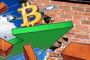 Giá bitcoin hôm nay 9/7: Tăng mạnh trên ngưỡng 12.000 USD