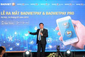 Tập đoàn Bảo Việt ra mắt ứng dụng BaovietPay