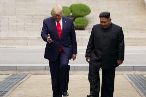 Cuộc gặp Trump – Kim sẽ trở thành hình mẫu cho mối quan hệ Mỹ – Iran?