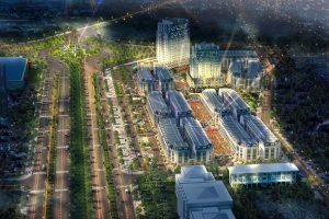 Sắp mở bán khu phố đắt giá nhất tại Eurowindow Garden City