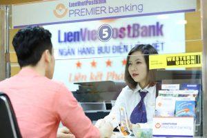 Giảm mạnh dự phòng rủi ro, LienvietPostBank lãi đột biến tăng 445%