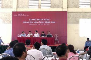 Chủ đầu tư cam kết trả lãi cho khách hàng tại dự án TNR Stars Đồng Văn