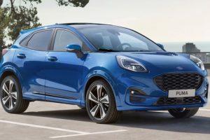 Ford Puma 2019 ra mắt, 'phả hơi nóng' lên Honda HR-V và Hyundai Kona