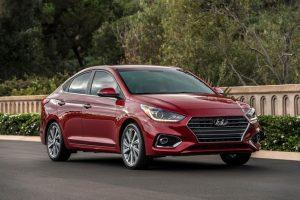 Hyundai Accent 2020 chốt giá bán từ 352 triệu đồng tại Mỹ