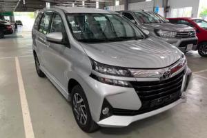 Toyota Avanza bản nâng cấp về Việt Nam, cạnh tranh Mitsubishi Xpander