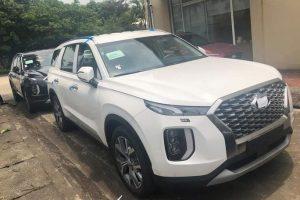 'Khủng long' Hyundai Palisade có giá lệ phí 1,87 tỷ đồng tại Việt Nam