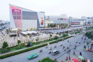 Dự án trung tâm thương mại 280 triệu USD của Aeon Mall 'nằm chờ' Quy hoạch chung Thủ đô điều chỉnh