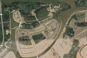 Đà Nẵng: Khu đô thị Golden Hills City xây dựng khi chưa có giấy phép