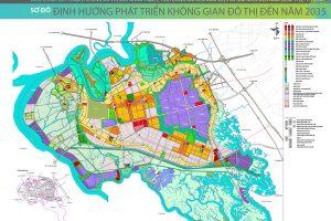 Đồng Nai: Duyệt Nhiệm vụ quy hoạch Phân khu 6.2 thuộc đô thị mới Nhơn Trạch