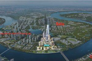 Dự án tháp quan sát Empire City bị truy thu tiền đất