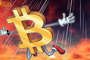 Giá bitcoin hôm nay 17/7: Giảm sâu về ngưỡng 9.500 USD