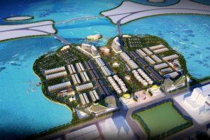 Khởi công dự án Khu đô thị lấn biển 8.000 tỷ tại Rạch Giá, Kiên Giang
