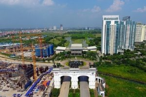 Những đại gia nào đang đầu tư tại Khu đô thị Ciputra?