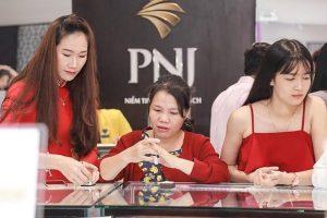 Vì sao doanh thu, lợi nhuận PNJ sụt giảm trong quý II/2019?