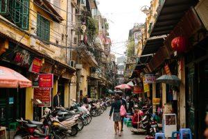 Hà Nội sẽ xây 16 toà nhà cao 10 tầng để giãn dân phố cổ