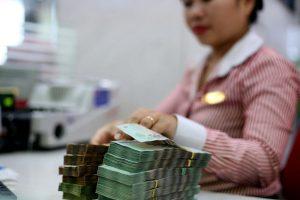 Huy động tiền gửi chỉ tăng 2,69% trong 4 tháng đầu năm
