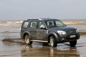 Triệu hồi gần 23.000 xe Ford Everest ở Ấn Độ do lỗi túi khí