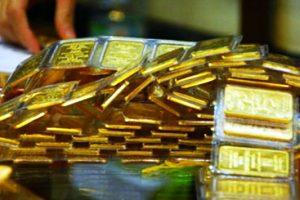 Giá vàng SJC tiếp tục vọt tăng lên sát mốc 40 triệu đồng, căng thẳng tại Trung Đông leo cao