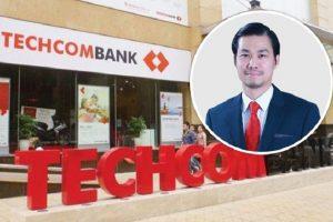 Phó tổng giám đốc Techcombank vừa được bổ nhiệm là ai?