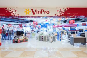Tái cơ cấu sở hữu nội bộ, Vingroup chuyển nhượng cổ phần tại Vinpro