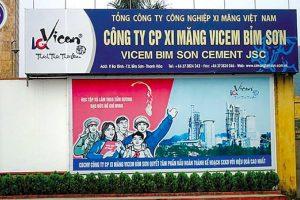 Xi măng Bỉm Sơn: Doanh nhưng doanh thu giảm, lợi nhuận lại tăng